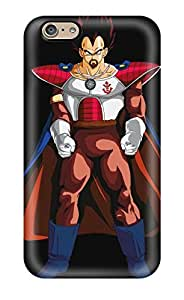 Anti-scratch And Shatterproof King Vegeta Phone Case For Iphone 6/ High Quality Tpu Case