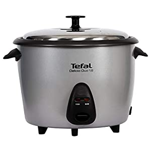 Best Rice Cooker For Kitchen India 2020, Tefal Delicio Duo 1.8L