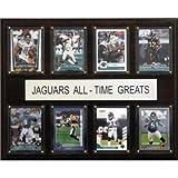 NFL Jacksonville Jaguars All-Time Greats Plaque