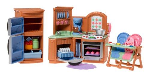 Amazon.com: Fisher Price Loving Family Kitchen: Toys & Games