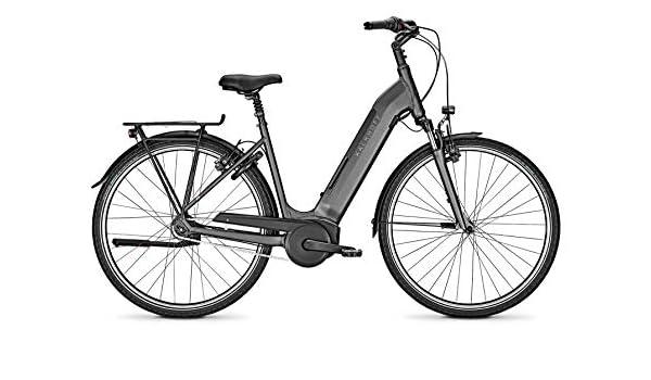 Kalkhoff Agattu 4.B Move R Bosch - Bicicleta eléctrica 2020, color Diamondblack Matt, tamaño 28