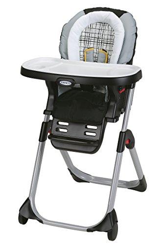 Graco DuoDiner 3-in-1 Convertible High Chair, Teigen