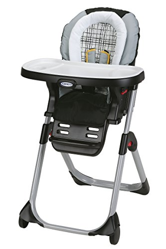 Graco DuoDiner 3-in-1 Convertible High Chair, Teigen