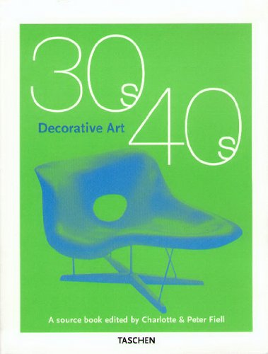 Decorative Arts 1930s & 1940s: A Source Book 41ZJ4 5KeKL