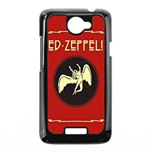HTC One X Cell Phone Case Black Led Zeppelin Apollo JNR2236704