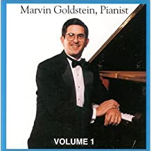 Marvin Goldstein, Pianist,  Volume 1