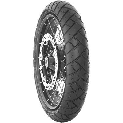 Avon Trailrider AV53 Dual Sport Front Motorcycle Tire 120/70ZR-17 (58W) for BMW R1200RT 2005-2018