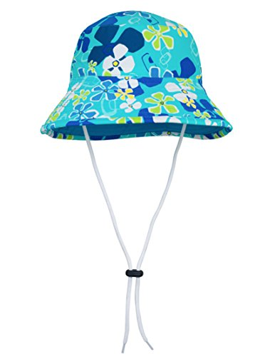 Tuga Girls Reversible Bucket Hats – UPF 50+ Sun Protection Sun Hats – DiZiSports Store