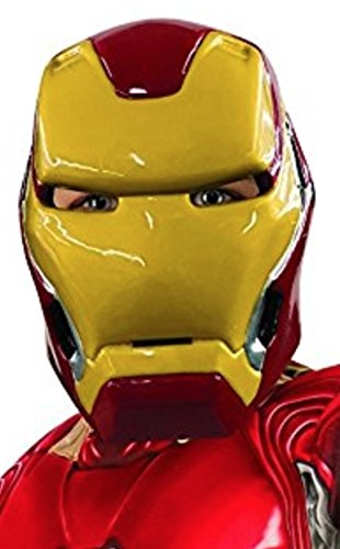 Small Rubies Marvel Avengers Infinity War Deluxe Iron Man Childs Costume