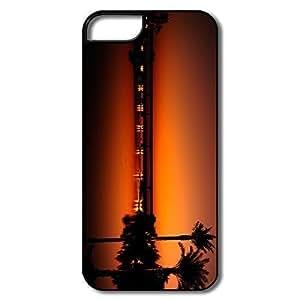 For SamSung Galaxy S4 Mini Phone Case Cover Dubai Night For SamSung Galaxy S4 Mini Phone Case Cover - White/black Hard Plastic
