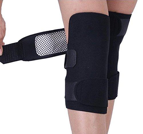 Tourmaline Spontaneous Self Heating Magnetic Therapy Knee Pad - 6