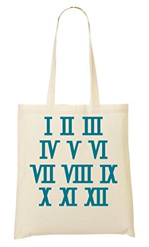 Sac Roman Numerals Sac Provisions Tout Fourre À xx6RA4