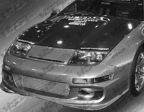 300zx Carbon Fiber Hoods (VIS 90-96 300ZX Carbon Fiber Hood OEM Z32 92/93/94/95)