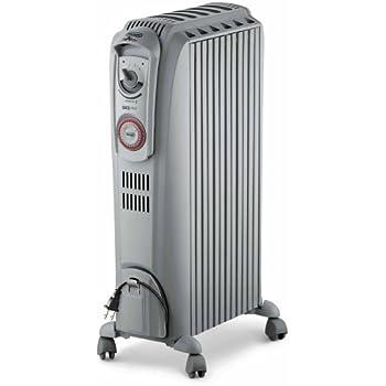 Amazon Com Delonghi Trd0715t Safeheat 1500w Portable Oil