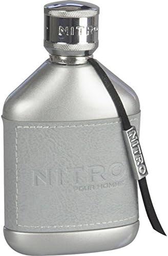 DUMONT Nitro Grey Pour Homme Eau de Parfum 100ML