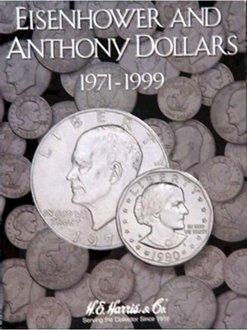 Harris Eisenhower-SBA Dollar 1971-1999