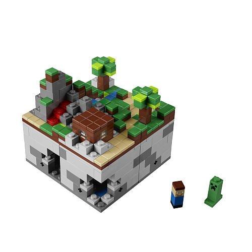 lego 21102 minecraft building set - 6