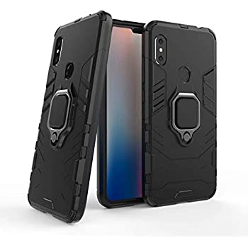 Amazon.com: Redmi Note 5 Pro Cover Hybrid DWaybox Rugged ...