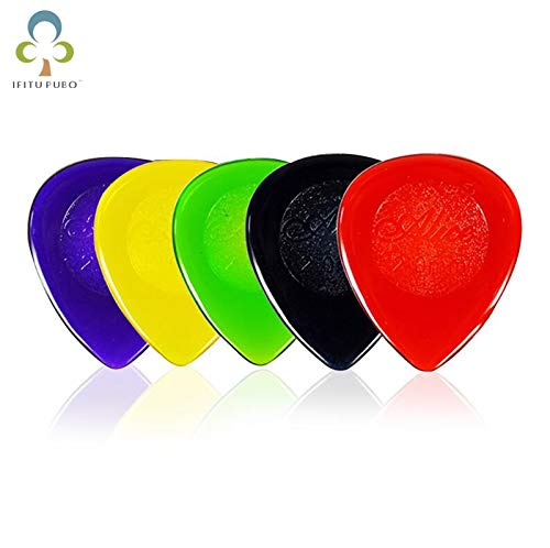 CUSHY 10Pc Alice Tranparent Electric Ba Guitar Pick for sale  Delivered anywhere in USA