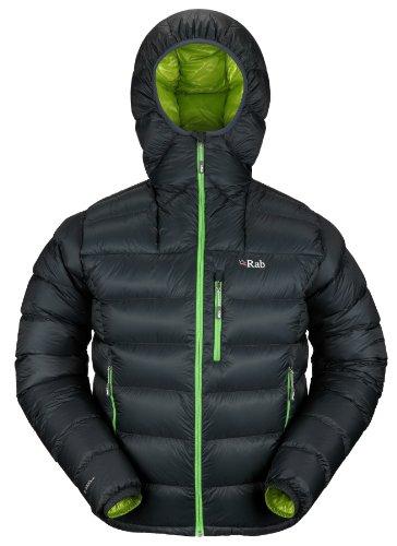 Rab Infinity Endurance Jacket - Men's Ebony X-Small