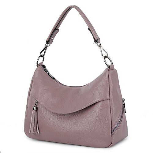Purple Hobo Handbag - 8