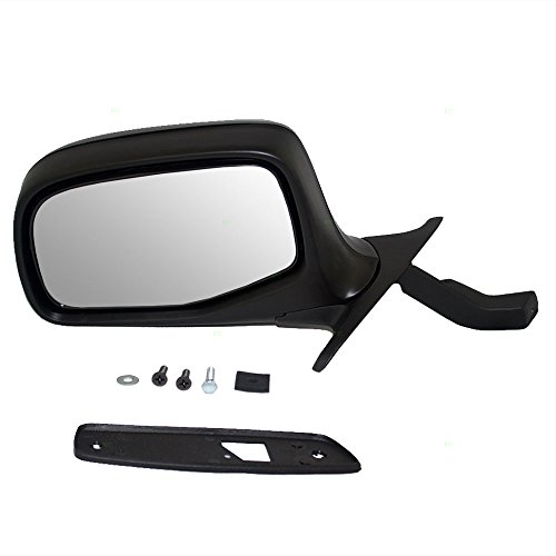 - Drivers Manual Side View Paddle Type Mirror Replacement for Ford Pickup Truck SUV F7TZ17683AAB AutoAndArt