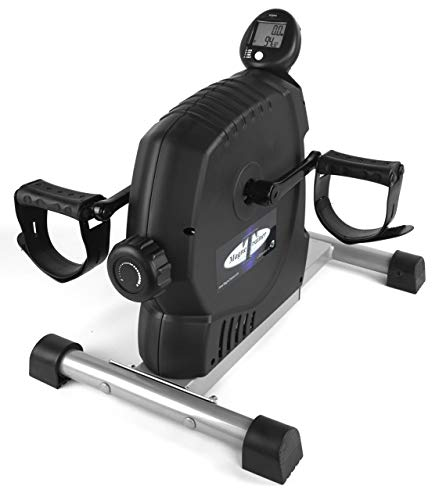 MagneTrainer-ER Mini Exercise Bike Arm and Leg Exerciser (Renewed)