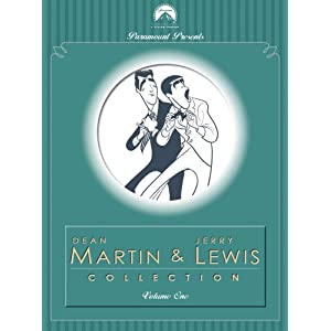 Dean Martin & Jerry Lewis Collection - Vol. 1 (The Caddy / Jumping Jacks / The Stooge/My Friend Irma / My Friend Irma Goes West / Sailor Beware / Scared Stiff / That's My Boy) (1952)