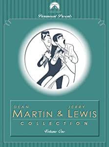 Dean Martin & Jerry Lewis Collection - Vol. 1 (The Caddy / Jumping Jacks / The Stooge/My Friend Irma / My Friend Irma Goes West / Sailor Beware / Scared Stiff / That's My Boy)