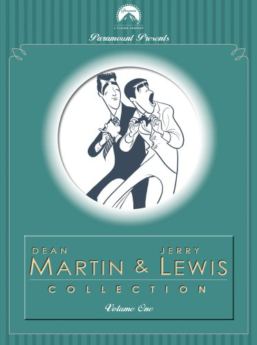 Dean Martin & Jerry Lewis Collection - Vol. 1 (The Caddy / Jumping Jacks / The Stooge/My Friend Irma / My Friend Irma Goes West / Sailor Beware / Scared Stiff / That's My Boy) by Paramount Pictures
