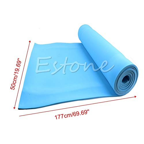 Yoga Mat EVA Foam Dampproof Sleeping Soft and Comfortable Mat Exercise Foam Fitness Bodybuilding