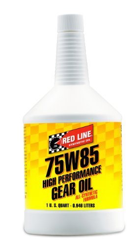 Red Line Oil 50104 Synthetic 75W85 Gear Oil Case of 12 Quarts by Red Line Oil