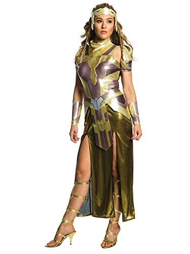 Rubie's Women's Wonder Woman Movie Deluxe Hippolyta Costume, As As Shown, Medium