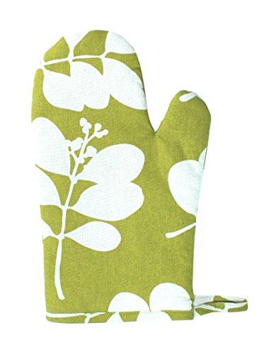 Dandi Organic Oven Mitt, Succulent Citronelle ()