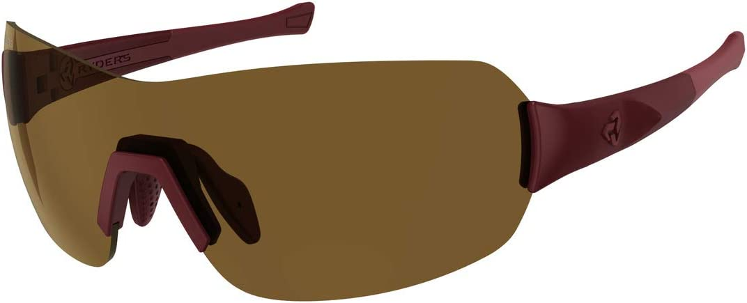 Impact Resistant and Lightweight Sunglasses for Men Women Pace Ryders Eyewear Sports Cycling Sunglasses 100/% UV Protection