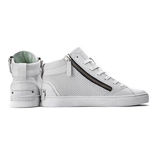 Crime London Sneakers Alte Uomo Bianche Size : 42 Venta De Salida Exclusiva Línea Barata xl9RIsz6d