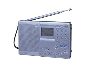 Sony radio listeners kit icf sw7600gr am fm for Icf home kits