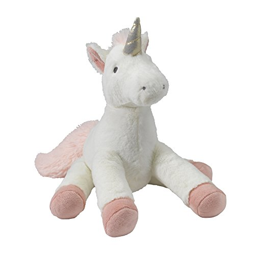 Lambs & Ivy Dawn Plush Unicorn, Penelope