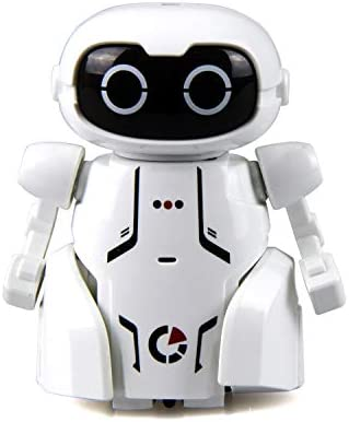 Silverlit Ycoo by Mini Robot afstandsbediening voor kinderen verkrijgbaar in 2 modellen 8 cm 88058 NC