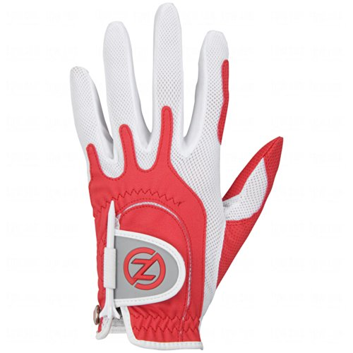 Zero-Friction-Ladies-Compression-Fit-Synthetic-Golf-Gloves-Universal-Fit-One-Size