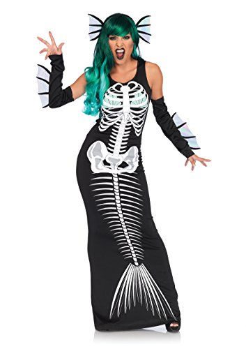Leg Avenue Women's Costume, Black, ()