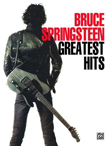 Bruce Springsteen Guitar - Bruce Springsteen -- Greatest Hits: Piano/Vocal/Chords