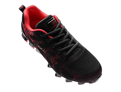 Sports Sneakers M Training US Shoes Flyknit D Red Fitness Trial Mens Running 8 Breathable aAwq807A