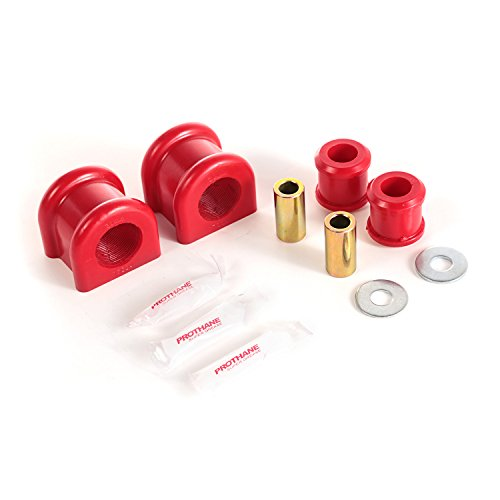 Rugged Ridge 1-1127 Sway Bar & Link Bushing Kit (Front; 07-16 Jeep Wrangler JK/JKU)