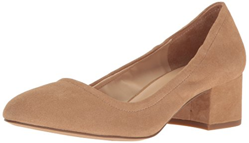 10 Fausta Sand Franco Dark US Sarto Black L Pump WoMen M 446xqwa