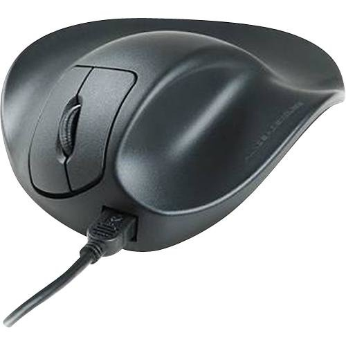 Hippus M2WB-LC Wired Light Click HandShoe Mouse (Right Hand, Medium, ()