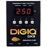 Amazon com : DigiQ BBQ Temperature Controller, Digital Meat