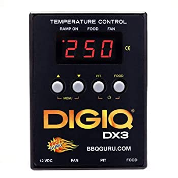 BBQ Guru DigiQ Temperature Controller