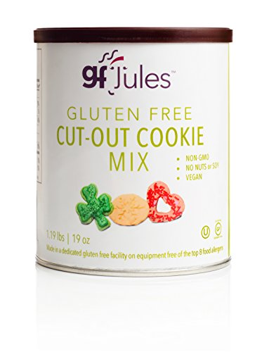 (gfJules Gluten Free Cut-Out Cookie Mix 1.19 lbs, Pack of 1)
