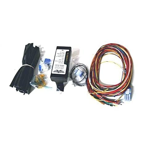 amazon com ultima complete wiring harness kit for harley davidson rh amazon com harley davidson trailer wiring kit harley davidson wiring diagram